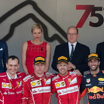 75ème Grand Prix de Monaco