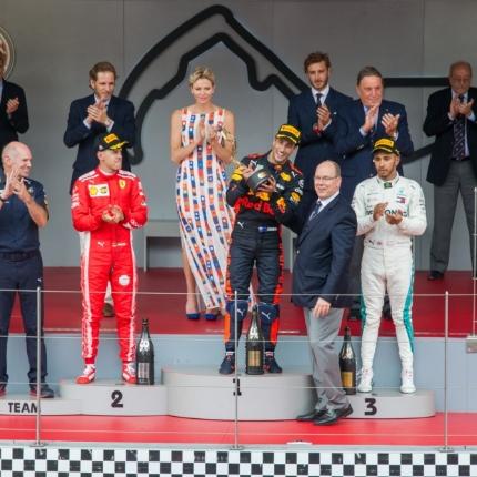 76ème Grand Prix Formule 1 de Monaco
