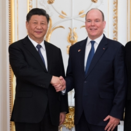 State Visit to Monaco of the President of the People's Republic of China