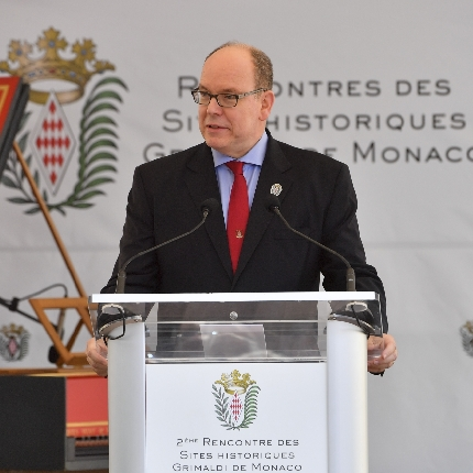 The 2nd  Meeting of the Historical Sites of the Grimaldis of Monaco