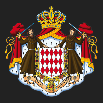 Coat of arms of the Grimaldi House