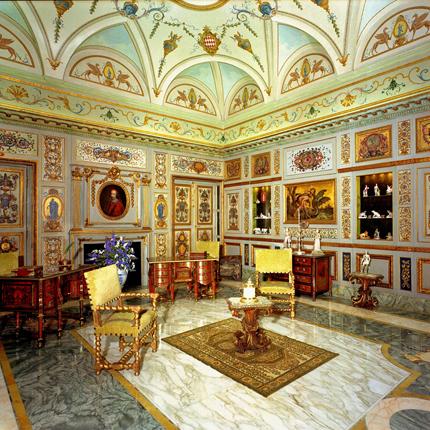 Mazarin room