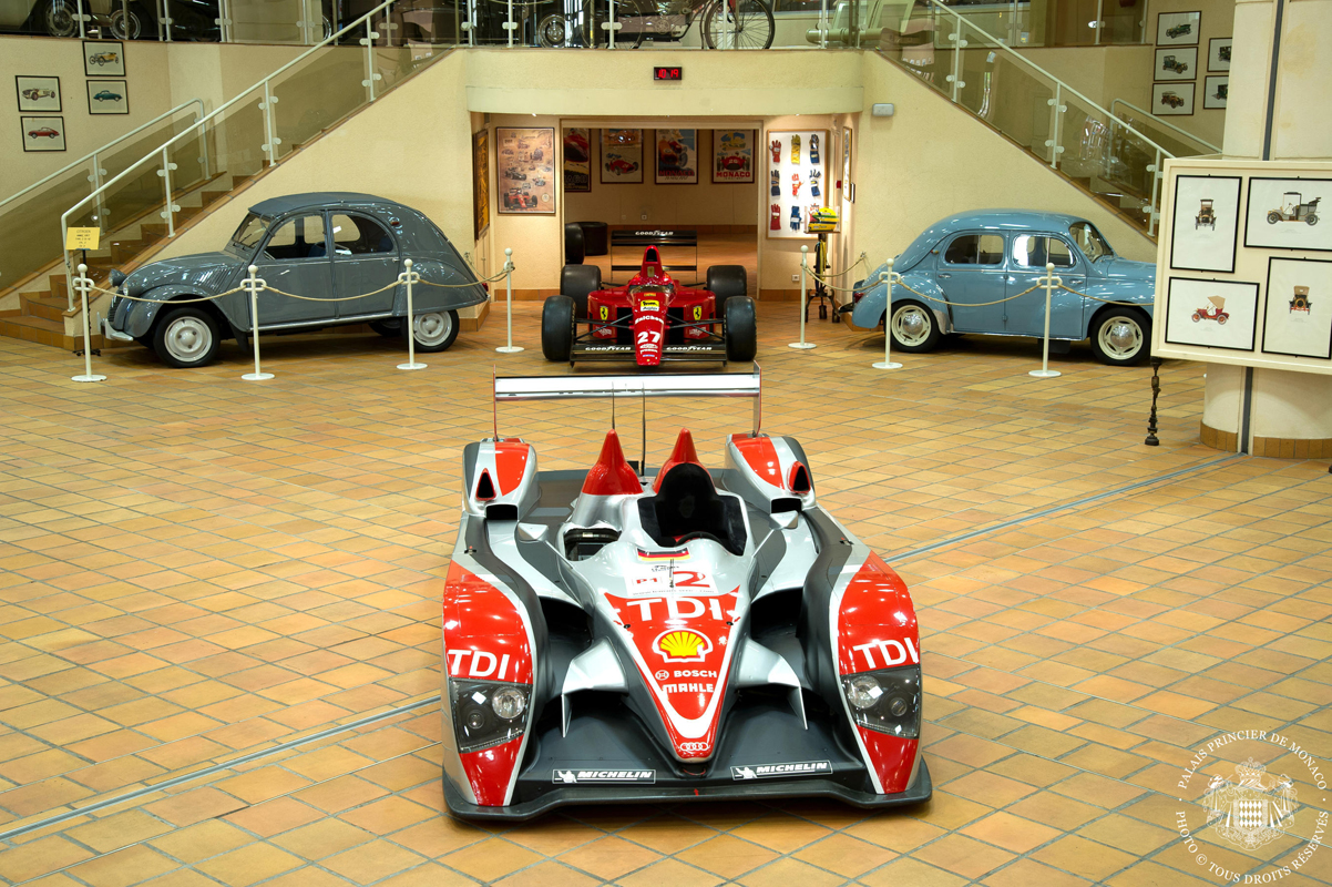 Image result for Museum of Antique Automobiles of H.S.H Monaco