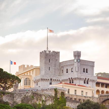 Le Palais des Princes de Monaco