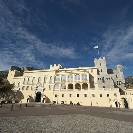 The Prince's Palace of Monaco