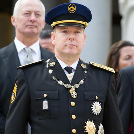 H.S.H. Prince Albert II