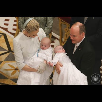 Bapteme des Enfants Princiers