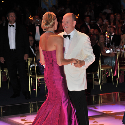 Monaco Red Cross ball 2011