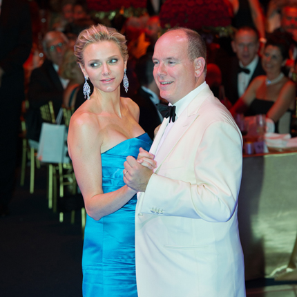 Monaco Red Cross ball 2013