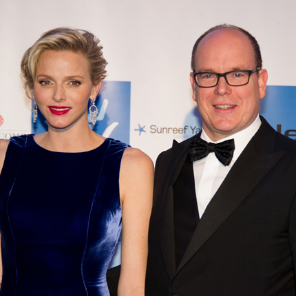 Monaco Against Autism gala event 2013