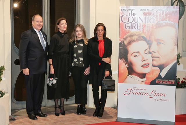 Hommage en film à la Princesse Grace