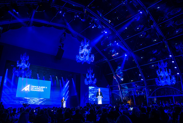 The inaugural Monte-Carlo Gala for the Oceans