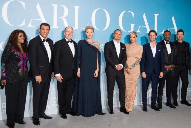 2ème édition du Monte-Carlo Gala for the Global Ocean