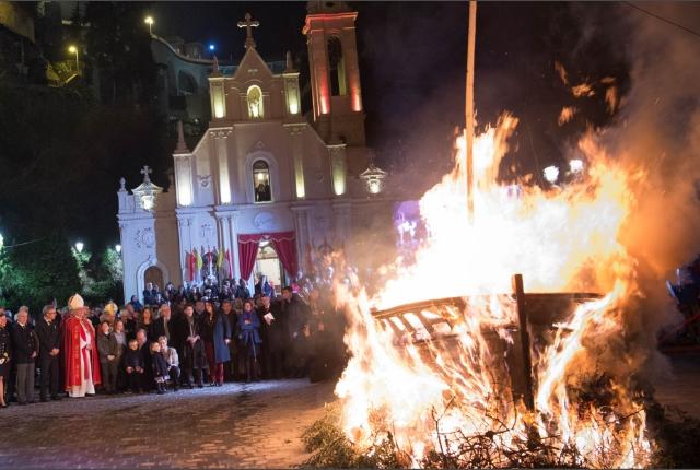 Célébrations de la Sainte Dévote 2018