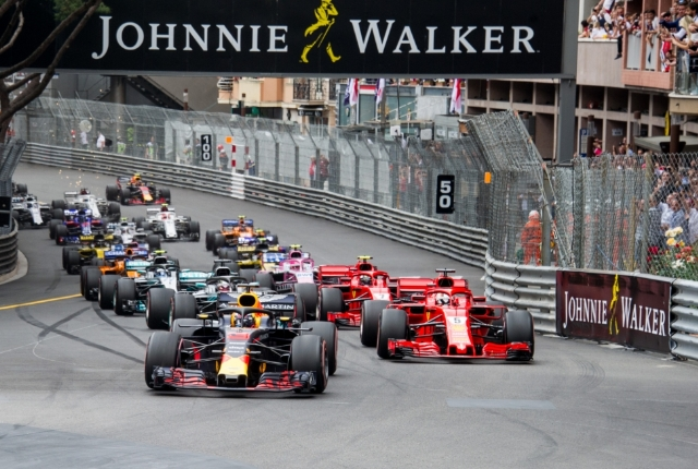 The 76th Formula 1 Monaco Grand Prix