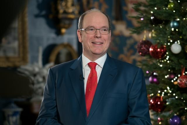 Voeux de S.A.S. le Prince Albert II pour l'année 2019