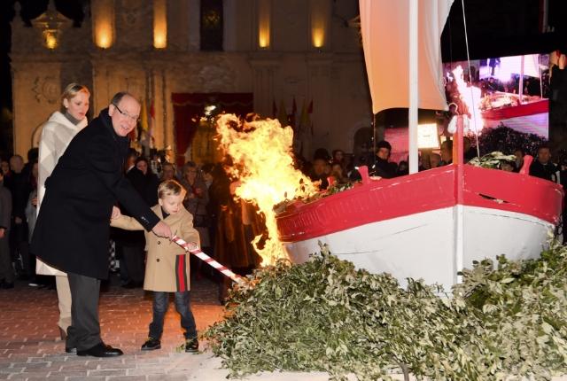 Celebrations of Sainte Dévote 2019