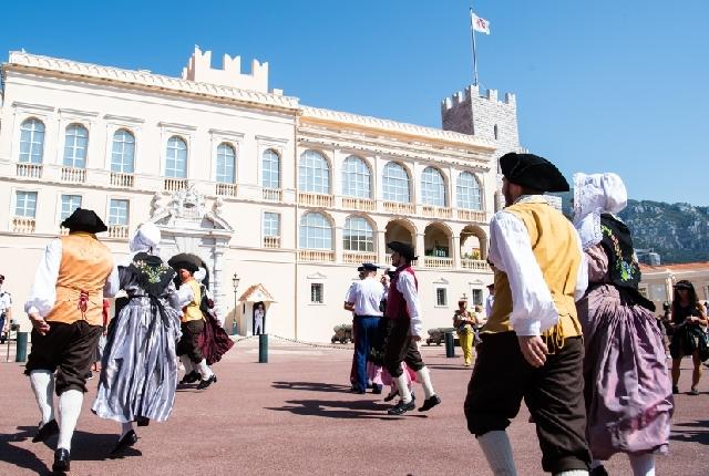 2ème Rencontre des Sites Historiques Grimaldi de Monaco