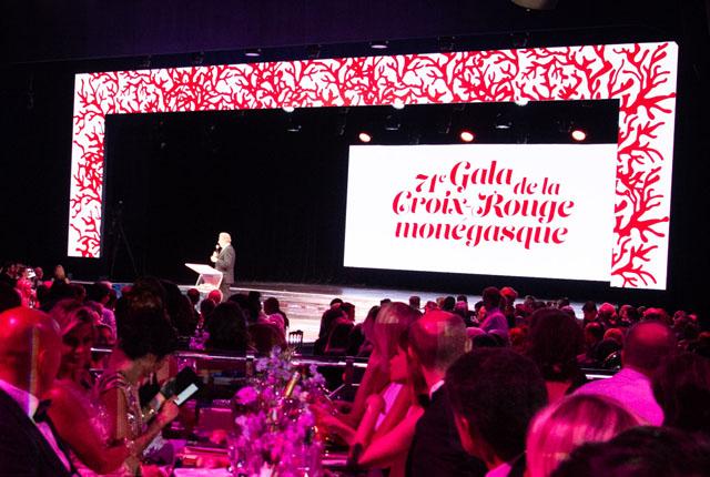 71è Gala de la Croix-Rouge monégasque