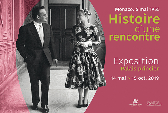 Exhibition at the Palace : Monaco, 6 May 1955. The Story of a Meeting