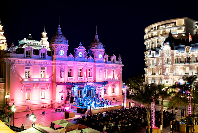 Concert with Cecilia Bartoli and the Musiciens du Prince-Monaco