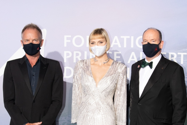 Monte-Carlo Gala for Planetary Health - 2020