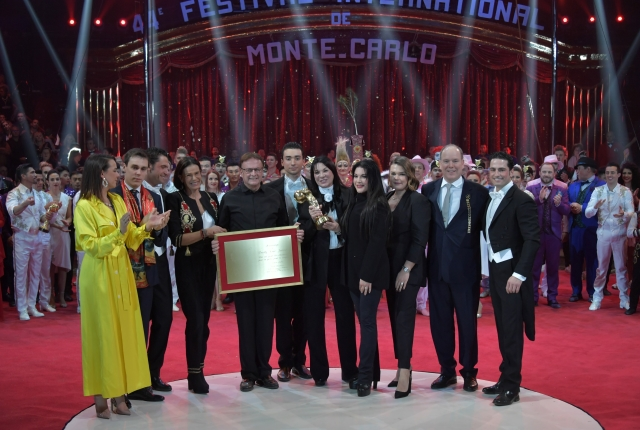 The 44th Monte Carlo International Circus Festival