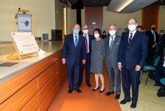 Lancement des commémorations du centenaire de la disparition du Prince Albert Ier de Monaco