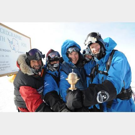 Voyage de S.A.S. le Prince Albert II en Antarctique
