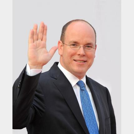 HSH Prince Albert II of Monaco speaks in Brussels at the 'Peace with Water' Conference