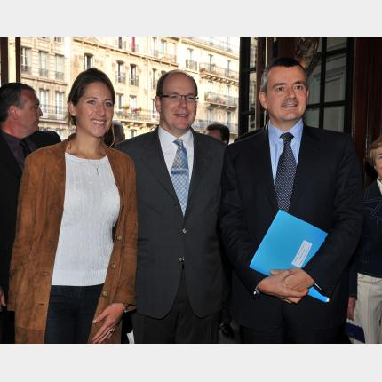 Ouverture du colloque  Mer et Outre-mer 2009  - Institut Océanographique de Paris