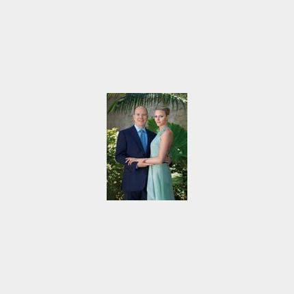 The Palace of Monaco announced the engagement of HSH Prince Albert II of Monaco with Ms Charlene...