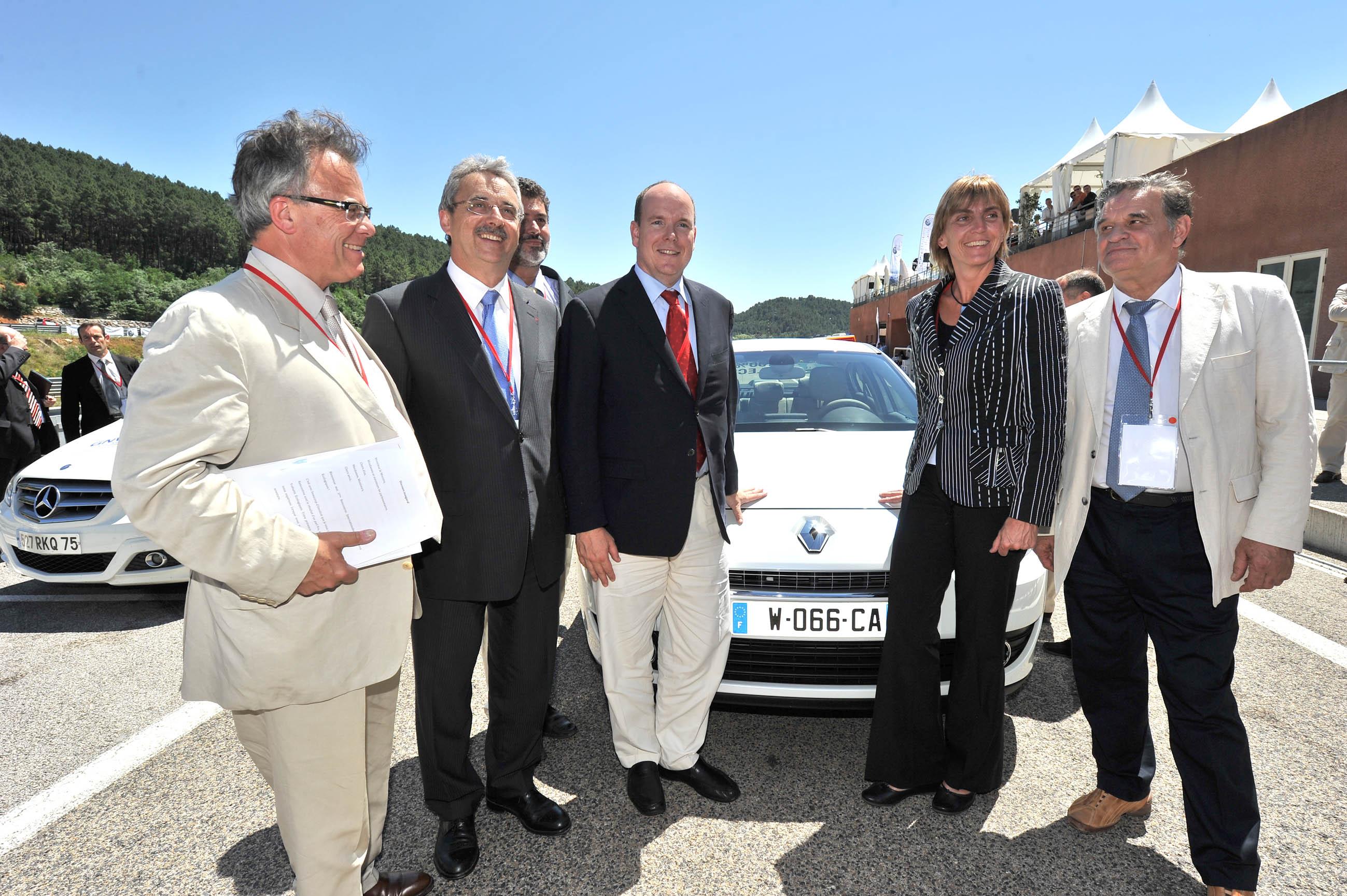 Rencontres internationales des voitures ecologiques 2016
