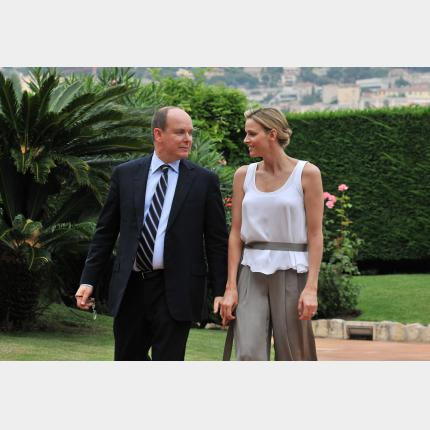 The Palace of Monaco announces the date of the wedding of HSH Prince Albert II of Monaco with Miss Charlene Wittstock