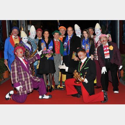 35ème édition du Festival International du Cirque de Monte-Carlo