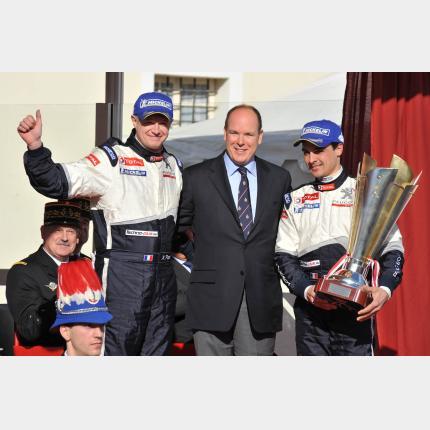 79ème édition du rallye de Monte-Carlo