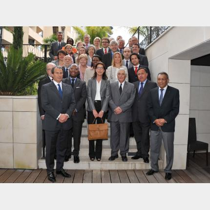 48th General Assembly of AMADE Mondiale under the presidency of  H.R.H. the Princess of Hanover