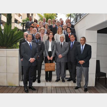 48eme Assemblée Générale de l'AMADE Mondiale sous la présidence de S.A.R. la Princesse de Hanovre
