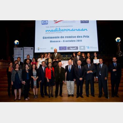 Prix Méditerranéen du Journalisme 2011