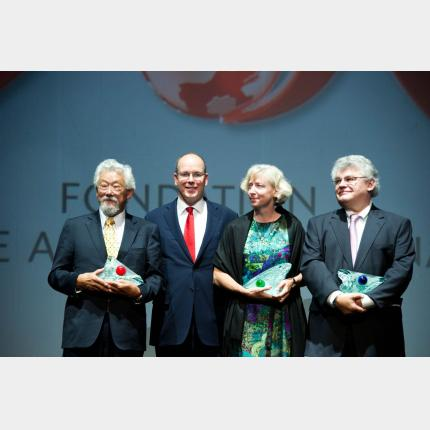 4th Prince Albert II of Monaco Foundation Awards Ceremony