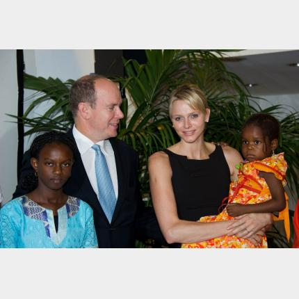 Results of Monaco Collectif Humanitaire:139 children received care between January 2008 and October...
