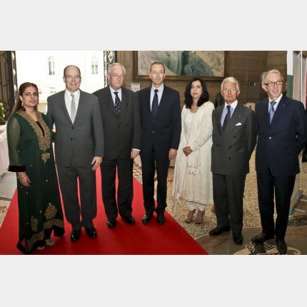 Inauguration du Consulat Honoraire du Pakistan à Monaco
