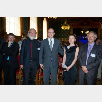 Lancement des recherches Polaires au Centre Scientifique de Monaco