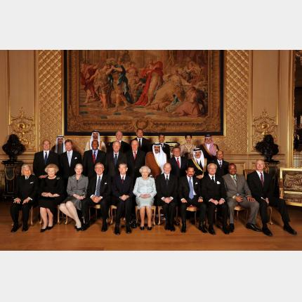 Jubilé de Diamant de la Reine Elizabeth II