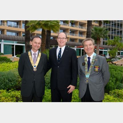 75ème anniversaire du Rotary Club de Monaco