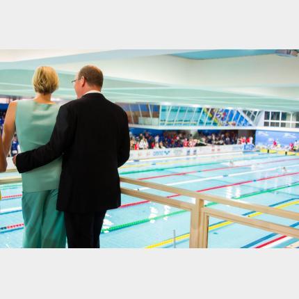 30ème anniversaire du meeting de natation