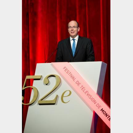 52ème Festival de la Télévision