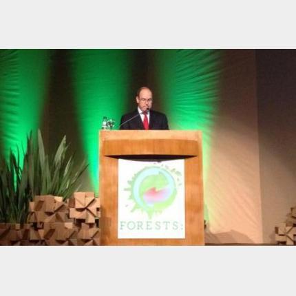 Rio+20 - Participation du Souverain à la session d'Ouverture de la conférence organisée par la FAO