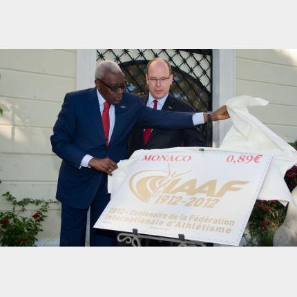 Centenaire de L'IAAF