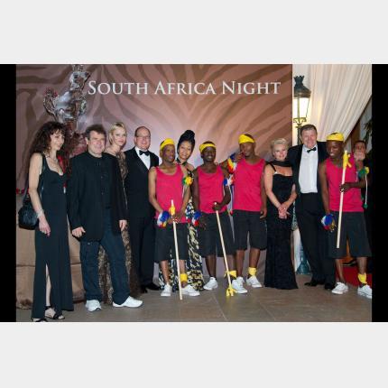Soirée South Africa Night